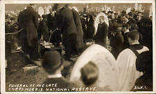 Portsmouth photo. Funeral of Corpl. Morris, National Reserve by Silk, Portsmouth