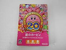 Hoshi no Kirby 20th Anniversary Special Collection Nintendo Wii