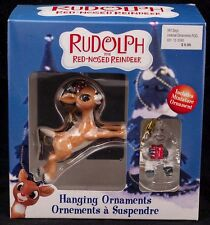 Rudolph Enesco Misfit Toys Holiday Ornament Jumping Clarice Mini Bumble