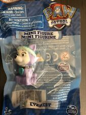 NIB VHTF Paw Patrol Everest husky Mini Figure