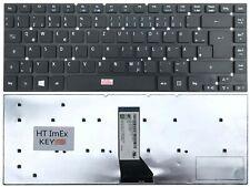 DE - Schwarz Tastatur keyboard kompatibel für Acer Aspire V3-471, V3-471G
