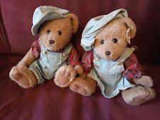 Teddy Bär Stoff 26 cm.