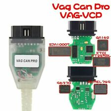 VAG CAN PRO USB S.W Ver 5.5.1 V DIAGNOSTIC SCANNER TOOL for AUDI VW SEAT/ SKODA