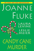 NEW Candy Cane Murder by Leslie Meier