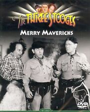 The Three Stooges - Merry Mavericks New DVD