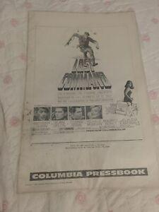 1966 LOST COMMAND PROMO MOVIE PRESSBOOK ANTHONY QUINN ALAIN DELON GEORGE SEGAL