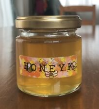 【Made In Kyoto】100g/3.5oz PURE Natural Honey【Migratory-beekeeping】