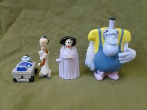 1998 Burger King Kids Club: Toonsylvania Lot