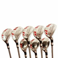 Demo Used Senior Mens iDrive Hybrids Set (3-PW) Senior Flex Rescue Utility Clubs