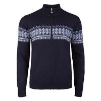 NEW!!  Dale of Norway HOVDEN Men's Norwegian Wool Jacket NAVY
