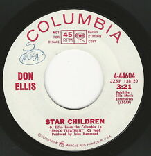 Jazz 45 : DON ELLIS - Star Children / COLUMBIA WLP !!