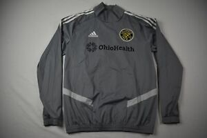 Columbus Crew Soccer Club adidas Long Sleeve Shirt Men's Used Multiple Sizes