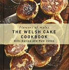 The Welsh Cake Cookbook (Flavours of Wales) by Gilli Davies Book The Fast Free