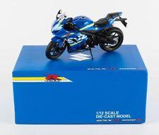 Suzuki Genuine GSX-R 1000R Die Cast Motorcycle Model 1/12 - Genuine Suzuki