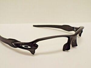 Authentic Oakley OO9188-08 Flak 2.0 XL Polished Black 59mm Sunglasses Frame $235