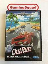 Outrun Sega Mega Drive, Supplied by Gaming Squad