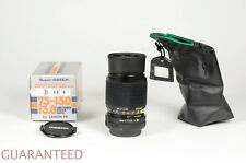 Super Ozeck lens 75-150 mm. F. 3.8 Macro per Canon FD - Garanzia Tuttofoto.com