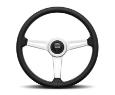 "MOMO Steering Wheel Retro Leather 360mm RET36BK2S ""US Dealer"""