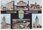 Cpsm 95120 Ermont Eaubonne Coat of Arms Multiviews 6 Views EDT Combier