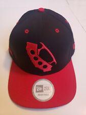 Dta Posse Dont Trust Anyone Snapback Hat New Era Dyrdek Black & Red Adjustable.