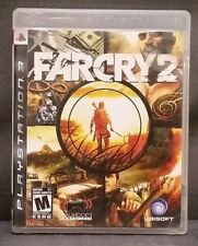 Far Cry 2 (Sony PlayStation 3, 2008) PS3 Video Game