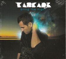 DJ KASKADE - Bring the Night (2007) CD Digipak @NEW, Sealed@ San Francisco House