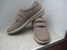 🌺MEDICUS🌺Moderne Halbschuhe Sneaker hell taupe 7  wie NEU🌺