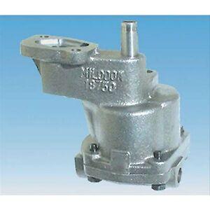 Milodon 18750 Engine Oil Pump SB Chevy Hi Vol. Oil Pump