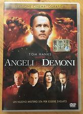 Angeli e demoni Un nuovo mistero sta per essere svelato DVD