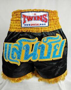 Twins Special Muay Thai Kickboxing Shorts