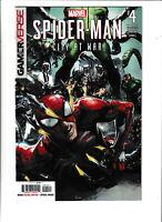 Spider-man City at War Marvel Comics #4 NM- 9.2 Clayton Crain Variant 2019