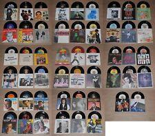"""Lot of 50 7"""" & Picture Sleeves Indie-Rock-Pop-60s-R& B-Country-Kiddie-Promos"""