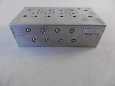 Festo Batterieblock PRMZ-5-M3-4 Pneumatik 30235 Ventilinsel