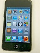Apple Ipod Touch A1318 3rd Gen 64GB Silver Back