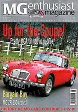 MG Enthusiast Magazine June 2003 (32.2) Road Test MG ZR 105 in the Pennines