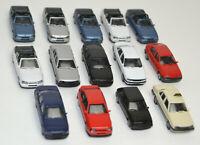 Herpa Auto Sammlung Opel / 14 Stück 1:87