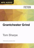 Grantchester Grind - by Tom Sharpe - MP3CD - Unabridged Audiobook