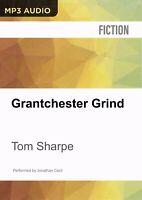 Grantchester Grind - by Tom Sharpe - MP3CD - Unabridged Audiobook