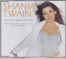 Shania Twain-That Dont Impress Me Much cd maxi single