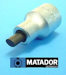 4 mm MATADOR 0713 0040 Henkellocheisen DIN 7200 A