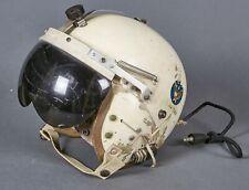 1950s Usaf Air Force P-4A Flight Helmet 1956-1964