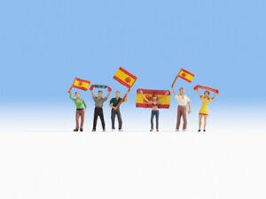 Noch 15984 Spanish Fans H0 Modélisme