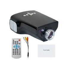 Mini Portable LED Video Projector for home theatre Multimedia  HDMI