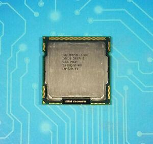 Intel Core i7-860 2.8GHz Quad-Core SLBJJ CPU Processor