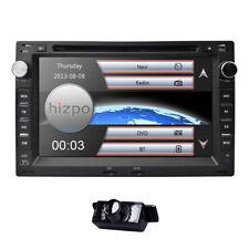2 DIN VW Golf MK4 Transporter T5 Jetta Polo Car GPS Sat Nav Stereo CD DVD Player