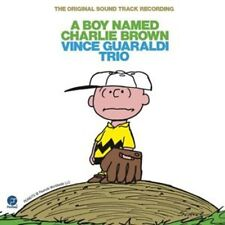 Vince Guaraldi - Boy Named Charlie Brown [New CD]