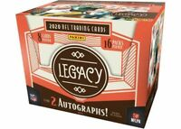 2020 Legacy Football 2 Hobby Box Break Buy Your Teams!