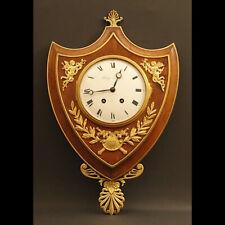 GRAND CARTEL EPOQUE EMPIRE - GRAND WALL CLOCK EMPIRE PERIOD