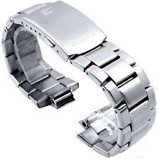 Genuine Bracelet CASIO Edifice EF-562 EF-562D EF-562D-1 EF-562D-2 Solid Special