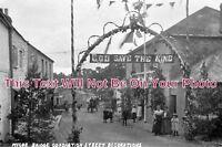 CO 904 - Coronation Day Celebrations, Mylor Bridge, Cornwall - 6x4 Photo